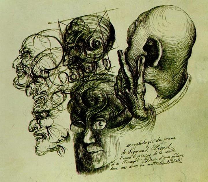 dali-sigmund-freud-e28093-morphology-of-skull-of-sigmund-freud-1938 - copia